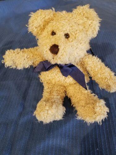 MUFFIN Boyds TEDDY BEAR Bears In The Attic 9 Oatmeal Plush Bead Eyes  - $9.99