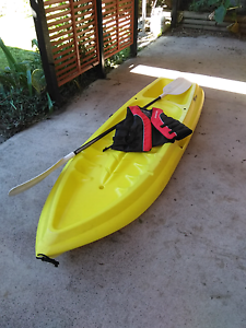 Kayak+paddle Stockton Newcastle Area Preview