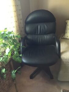 Leather Manager's Chair