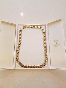 Gold Chain 9ct Solid Prospect Prospect Area Preview