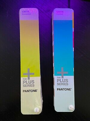 Pantone Cmyk Coated And Uncoated Color Guides