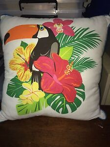 Toucan cushion Manly Brisbane South East Preview