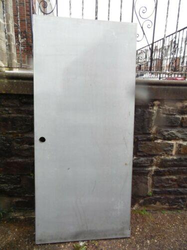 """Brunswick 36 X 80"""" NOS 1 1/2 Hour Fire Rated Exterior Steel Door Local PICK UP"""