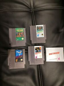 Nes, Snes, GameBoy, Gba, and DS Games
