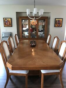 Fabulous Oak Dining Set
