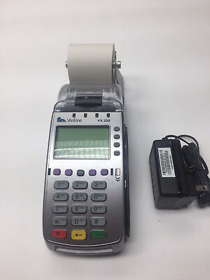 Verifone Vx520emvnfc Contactless Guaranteed Unlocked And 1-yr Warranty