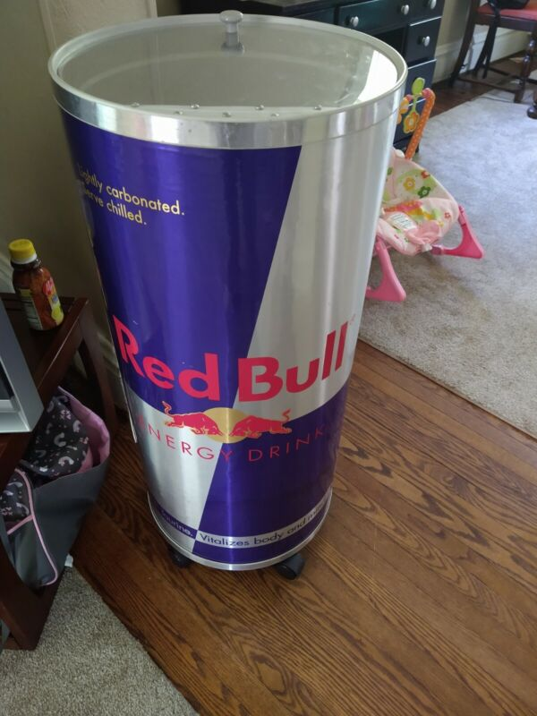Red Bull Energy Drink Can Ice Cooler