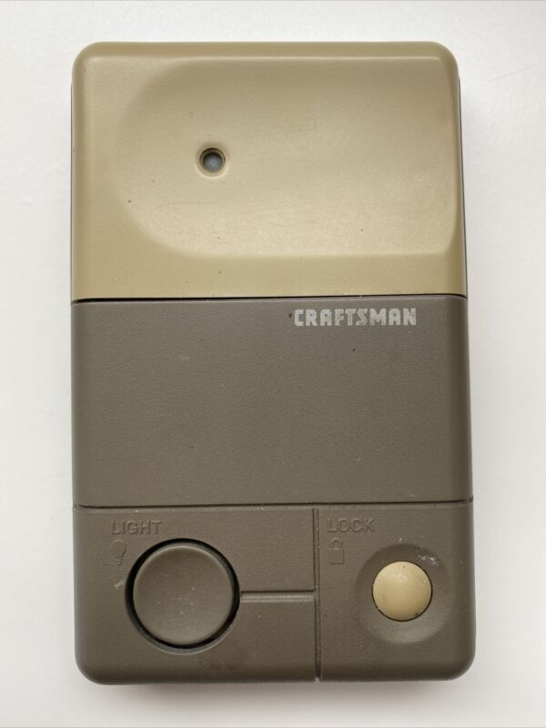 Craftsman Garage Door Opener Wall Control Remote Button 53687 139.53687