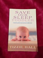 Tizzie Hall Save Our Sleep Toddler Sassafras Yarra Ranges Preview