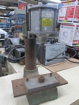 Air-mite Model Dap 300 1-12 Stroke 120 Max Psi Pneumatic Press W6 Throat