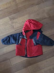 18 months Columbia snowsuit