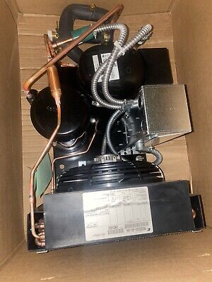 Copeland 208-230 Volt Condensing Unit M6cmcoo38 -lav-044 New In Box