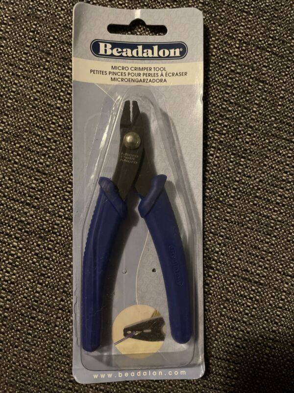 Beadalon Micro Crimper Tool