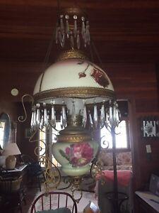 Antique Hanging Light