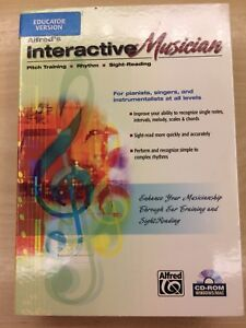 Alfred Publishing Interactive Musician software