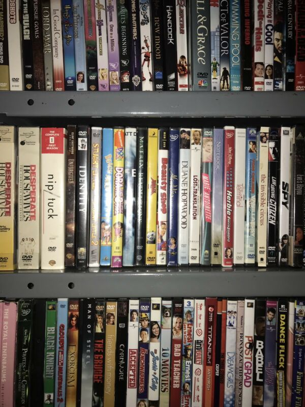 20 DVD LOT ASSORTED TITLES NO JUNK FREE SHIPPING DVDS L📀 📀 K Movies 🎥