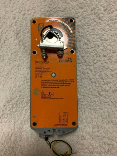 Belimo FSNF120-FC Actuator fire damper control