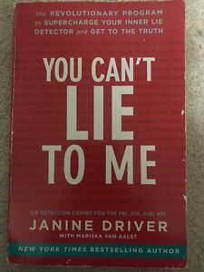 You any lie to me by Janine Driver
