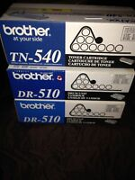 Brother drum set and toner cartridge Moncton New Brunswick Preview