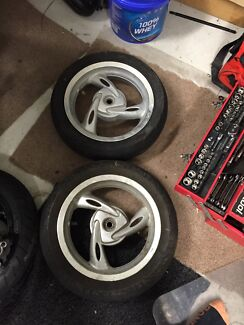 ADLY REAR WHEELS Woodvale Joondalup Area Preview