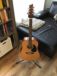 Acoustic Guitar & Accessories - Great Beginner Setup