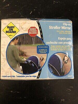 Safety 1st Clip On Stroller Mirror Stroller Accessories Baby Mirror