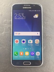 MINT Samsung Galaxy S6, 32gb - Bell / Virgin