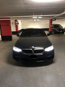 Bmw 530i 2017 lease transfer