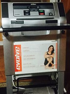 Treadmill for sale + mat