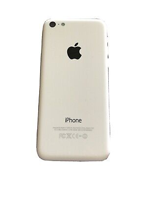 Apple iPhone 5c - 16GB - White (Unlocked) A1532 (GSM)