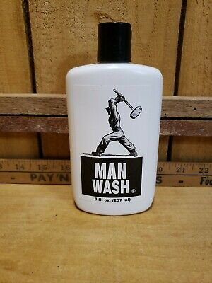 MAN WASH- Moisturizing Shampoo and Body Wash Made Specially for Men by Man Stuff By Moisturizing Body Wash