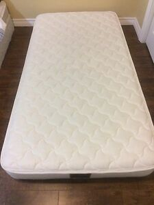 single bed with box spring~FREE!