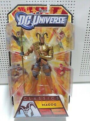 DCUC-W19 Magog DC Universe Classics CNC S.T.R.I.P.E.