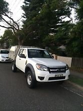 LOW KM's!! 2009 Ford Ranger XL Hi-Rider PJ manual. Frenchs Forest Warringah Area Preview