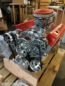 383 stroker crate engine ebay 383700r4 stroker motor 525hp roller turn key pro street chevy crate engine sbc malvernweather Images