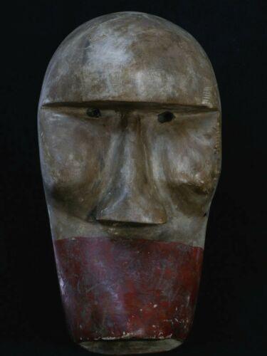 Native Eskimo Inuit Aleut Painted mask