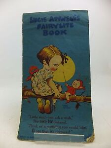 LUCIE ATTWELL'S FAIRYLITE BOOK - Attwell, Mabel Lucie. Illus. by Attwell, Mabel