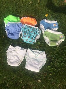 Cloth diapers / pull ups