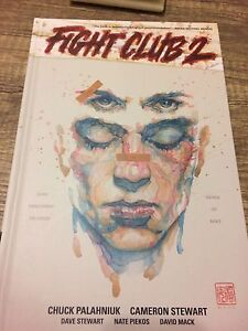 Fight Club 2 - Hard Cover