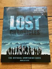 The lost chronicles the official companion book