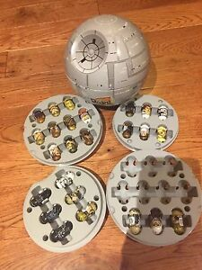 25 Star Wars mighty beans  Star Wars Death Star case included
