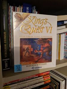 King's Quest VI Heir Today, Gone Tomorrow MS-DOS version