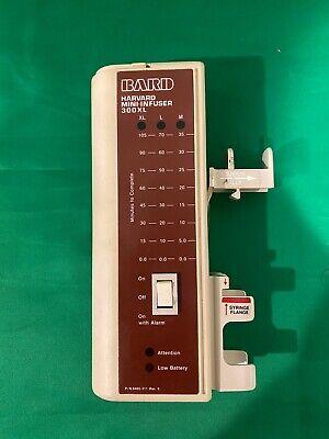 Baxter Mini-infuser 300xl Syringe Pump Bard Harvard 6465-311
