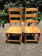 6x oak dining room chairs cost $300 each new! Mosman Mosman Area Preview