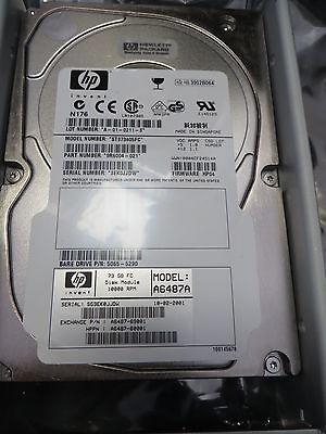 HP 73GB 10K RPM 3.5