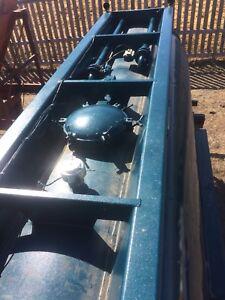 Crude oil cargo tank