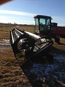 Massey 9420 swather for sale