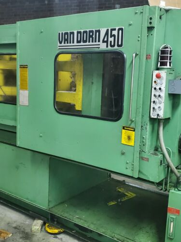 "Injection Molding Machine Van Dorn 450 ton ""USA"""