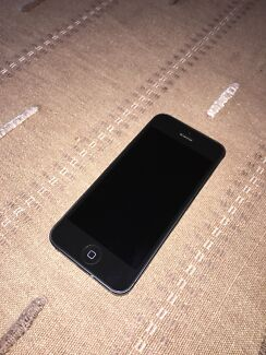 iPhone 5 32GB Black and Slate Unlocked Westmeadows Hume Area Preview