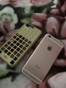 rose gold iphone 6s for sale!